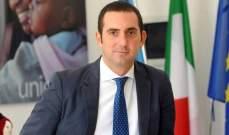 وزير الرياضة الايطالي يؤكد على اهمية عودة كرة القدم