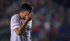 برشلونة يعمل على حسم صفقة مدافع اشبيلية