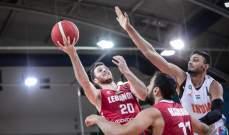 عرقجي أفضل مسجّل للبنان في مباراة الفوز على الهند
