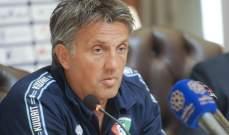 مدرب الكويت : سنلعب امام استراليا بتشكيلة مغايرة عن النيبال