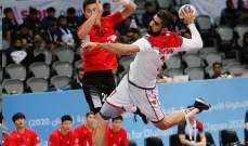 يد البحرين تتخطى كوريا الجنوبية وتتأهل الى أولمبياد طوكيو 2020