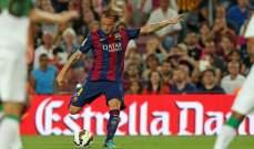 برشلونة يتلقى تشجيعا من مانشستر يونايتد بشأن راكيتيتش