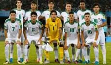 منتخب شباب العراق يغادر الى اندونيسيا للمشاركة في كاس اسيا