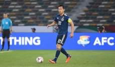 قائد اليابان: علينا التعلم من الخسارة أمام قطر