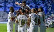 شباب الأهلي دبي يواصل مطاردة الشارقة في الدوري الإماراتي