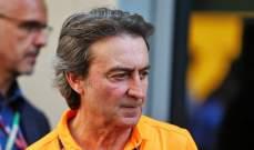 وفاة سائق الفورمولا 1 السابق أدريان كامبوس