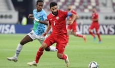 حيدر : قادرون على تقديم مستوى جيد في كأس العرب