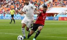 سواريز يشارك بالمباراة رقم 100 مع الأوروغواي