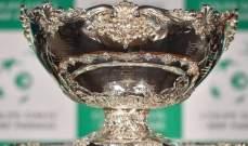 قرعة كأس ديفيز ستقام في مدريد