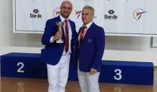 تايكواندو: الحكم الدولي هامبيك صوصاني افضل حكم في بطولة قبرص المفتوحة