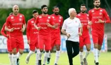 غياب 8 لاعبين اساسيين عن تدريبات منتخب تونس