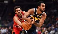 NBA: بروكلين يحسم ديربي نيويورك ودنفر يهدي الصدارة للواريرز