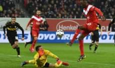 دوسلدورف يعقّد وضع شتوتغارت بالفوز عليه بثلاثية