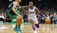 NBA: ناغتس يحقق فوزا كبيرا على ليكرز في غياب جايمس