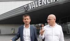 رسمياً: سيلاديس مدرباً لفالنسيا خلفاً لـ مارسيلينو
