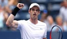 موراي: التنس اخر الرياضات التي ستعود الى طبيعتها