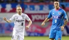 إنييستا عن توريس قبل الإعتزال: شخصية مثالية في عالم كرة القدم