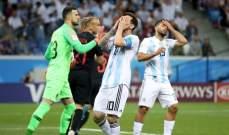 فيديو: إينزو بيريز يضيّع فرصة سهلة للأرجنتين
