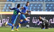 الدوري السعودي: ضمك يسقط أمام الفتح ورباعية لأبها أمام العين