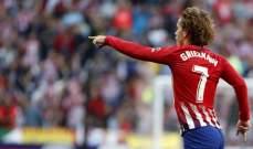 علامات لاعبي مباراة فالنسيا واتلتيكو مدريد