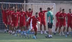 قرار اقامة مباراة لبنان وكوريا الجنوبي بيد المراقب الامني