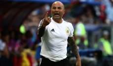 سامباولي: ميسي حاسم دائماً وعندما يلعب برشلونة يمتلك الافضلية