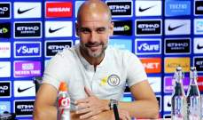 غوارديولا: رحيم سيكون جاهزاً للقاء ريال مدريد