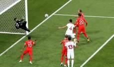 ثنائية هاري كاين تمنح انكلترا الفوز امام تونس وتقضي على مجهودات نسور قرطاج