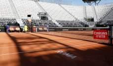 كفيتوفا تتقدم في بطولة روما الدولية