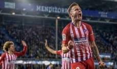 نيغويز يرد : لا اريد الرحيل عن اتلتيكو مدريد