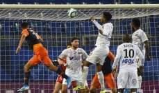 الليغ 1: مونبيلييه يقفز الى المركز الرابع وخسارة انجيه