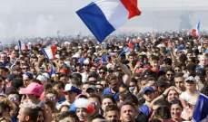 قتيلان وعدد من الجرحى في احتفالات الفرنسيين باحراز لقب مونديال روسيا