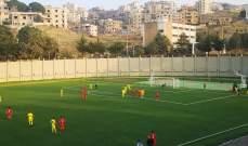 الدوري اللبناني: خماسية للصفاء على السلام زغرتا وثلاثية للبرج على الغازية