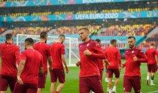 يورو 2020: التشكيلة الرسمية لاوكرانيا امام مقدونيا الشمالية