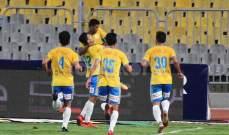 كأس محمد السادس: الاسماعيلي المصري الى الدور المقبل رغم الخسارة