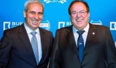 رئيس الاتحاد الدولي للمحركات المائية يزور لبنان الأسبوع المقبل