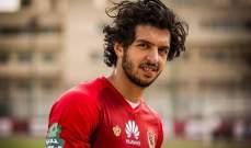عمرو بركات سيبقى مع الأهلي