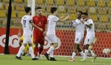 كأس قطر: السد المنقوص يتخطى الدحيل بثلاثية