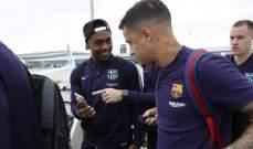 مالكوم ابرز الاضافات لبرشلونة في مباراة فالنسيا