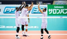 الكرة الطائرة : قطر تتاهل الى الدور الثاني من البطولة الآسيوية