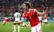 نيوكاسل للتحرك لضم لاعب سبارتاك موسكو