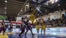 خاص - دومينيك جونسون: كرة السلة اللبنانية جسدية وقاسية