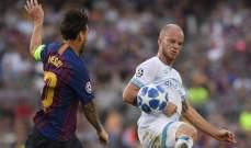 تقييم أداء لاعبي برشلونة وايندهوفن