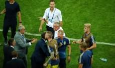 مدرب السويد يعلّق على الخسارة بمزيج من خيبة الأمل والتحدي والغضب