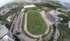 أغلاق ملعب طرابلس البلدي لأسبوعين