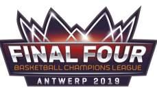 final 4 دوري ابطال اوروبا لكرة السلة سيلعب في انتويرب