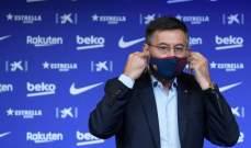 ازمة جديدة في برشلونة