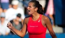 جورجيس تتوقع عدم اقامة بطولات تنس في 2020