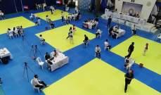 بطولة لبنان للحزام الاصفر في التايكواندو