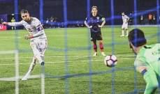 ركلة جزاء صحيحة لاسبانيا امام كرواتيا في دوري الامم الاوروبي
